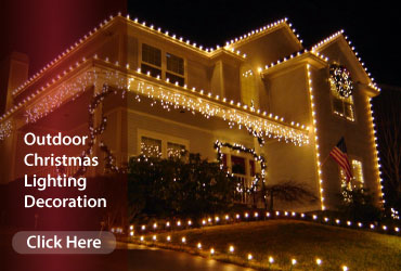 Outdoor Christmas Lighting-decorations - Innovative Group LLC